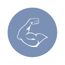 Icon image of strong arm