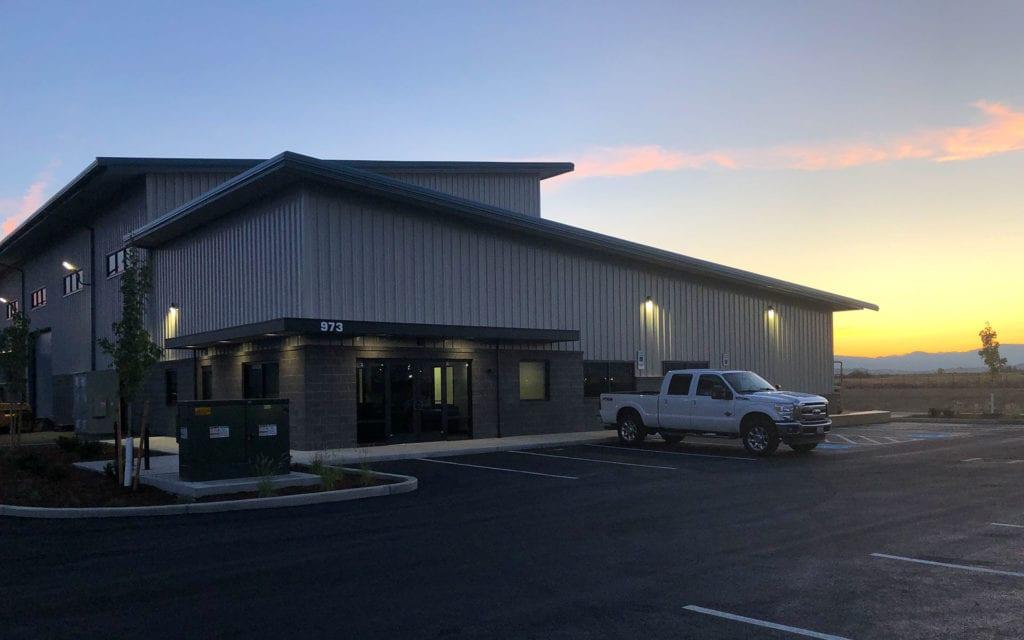 Rogue Valley Precast Manufacturing Facility Medford Oregon